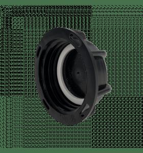 IBC kap zwart S60x6